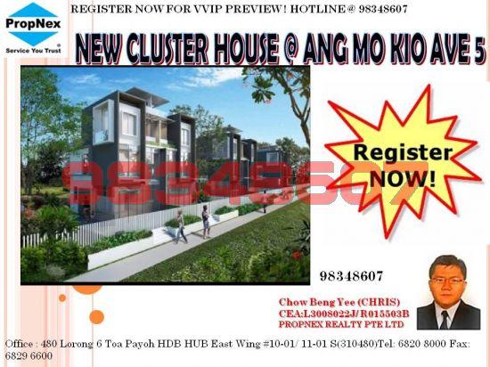 ANG MO KIO CLUSTER HOMES